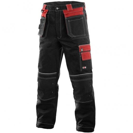 Kalhoty do pasu zimní ORION TEODOR 4423bf01c0d